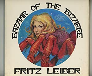 The Bazaar of the Bizarre by Fritz Leiber Double Signed