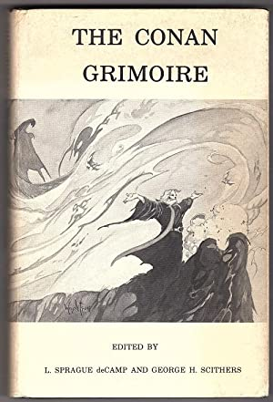 The Conan Grimoire, edited by L. Sprague de Camp (First Edition) Signed