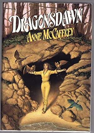 Dragonsdawn by Anne McCaffrey (First Edition) Signed