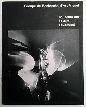 Groupe de Recherche d'Art Visuel. Garcia-Rossi, Le: Museum am Ostwall