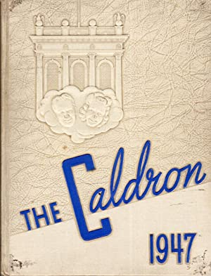 The Caldron, 1947 Central High School Yearbook, Fort Wayne, Indiana: Doenges, Doris J. et al. (Eds....