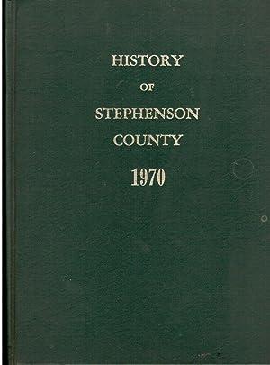History of Stephenson County, 1970: Barrett, Mary X.