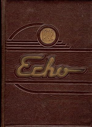 Webster Groves High School Echo Yearbook, Volume XXIX, 1942: Senior Class (Eds.)