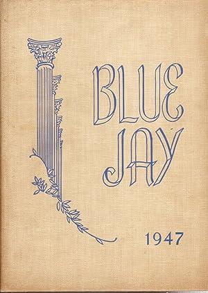 Westminster College Blue Jay Yearbook, 1947: Scott, Harry et al. (Eds.)