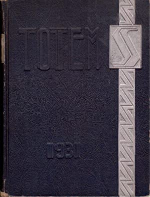South Side High School Totem Yearbook, 1931: Senior Class (Eds.)