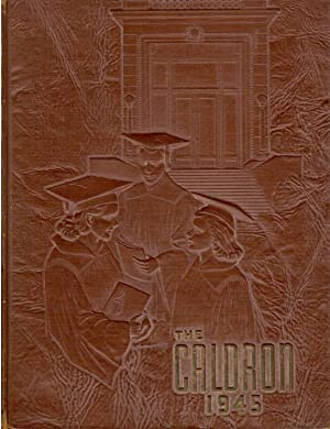 The Caldron, 1945 Central High School Yearbook, Fort Wayne, Indiana, Volume 32: Senior Class (Eds.)