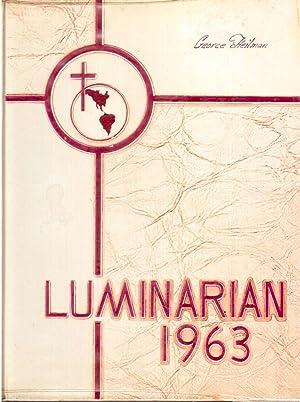 Concordia Lutheran High School Luminarian Yearbook, 1963: Senior Class (Eds.)