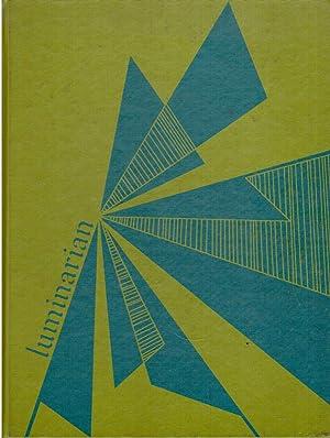 Concordia Lutheran High School Luminarian Yearbook, 1971: Senior Class (Eds.)