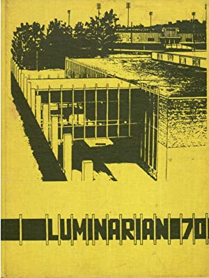 Concordia Lutheran High School Luminarian Yearbook, 1970: Senior Class (Eds.)