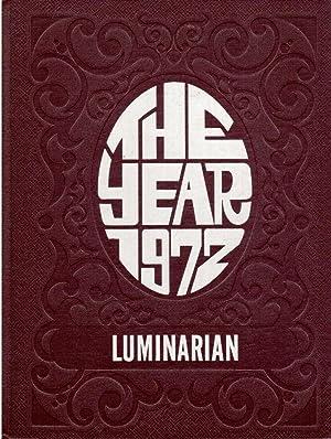 Concordia Lutheran High School Luminarian Yearbook, 1972: Senior Class (Eds.)