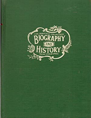 Commemorative Biographical Record, Harrison, Ohio: Containing Biographical Sketches of Prominent ...