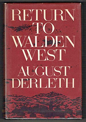 Return to Walden West: Derleth, August