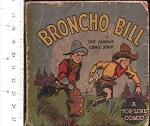 Broncho Bill in Suicide Canyon: O'Neill, Harry F.