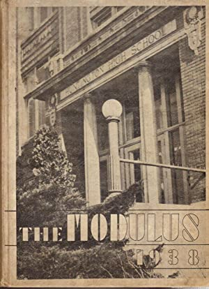 Huntington High School Modulus Yearbook, 1938, Volume 27: Senior Class (Eds.)