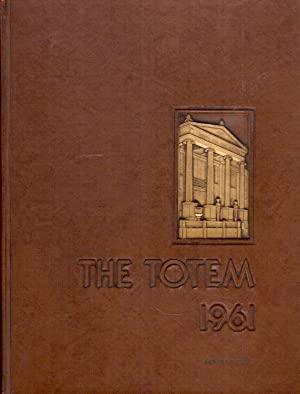 South Side High School Totem Yearbook, 1961: Capps, Sally and Evilou North (Eds.)