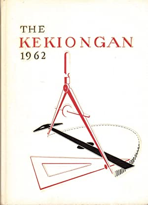Kekiongan, Indiana Institute of Technology Yearbook, 1962: Senior Class (Eds.)