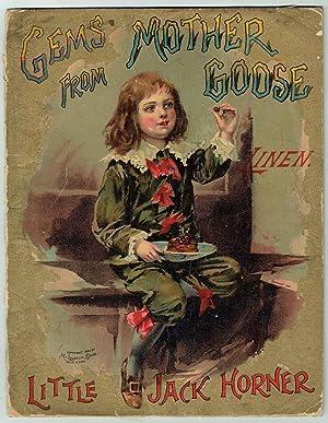 Gems from Mother Goose: Little Jack Horner