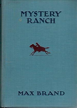 Mystery Ranch: Brand, Max