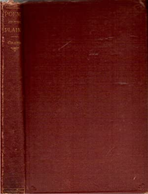 Poems of the Plains: Crabb, William Darwin