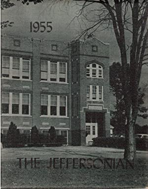 Jefferson High School Jeffersonian Yearbook, 1955: Stuber, Alice Rose and James Wellman (Eds.)