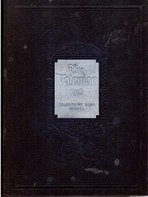 The Valenian, Valparaiso High School Yearbook, 1926