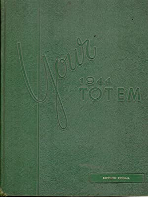 South Side High School Totem Yearbook, 1944: Senior Class (Eds.)