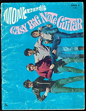 Monkees Easy Big Note Guitar, Book 2: Columbia Music Staff Compilers