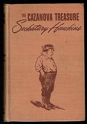 The Cazanova Treasure: Seckatary Hawkins (Robert Franc Schulkers)