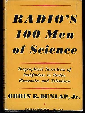 Radio's 100 Men of Science: Biographical Narratives: Dunlap, Orrin E.,