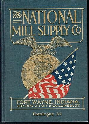 The National Mill Supply Company Catalogue 34