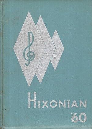 Hicksville High School Hixonian Yearbook, Volume XLV, 1960: Senior Class (Eds.)