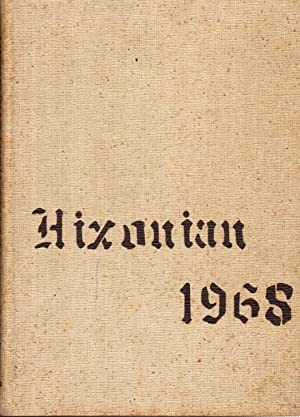 Hicksville High School Hixonian Yearbook, Volume 53, 1968: Senior Class (Eds.)