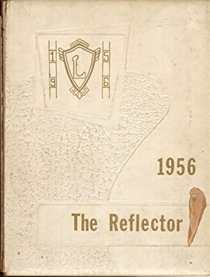 Lancaster High School Reflector Yearbook, 1956: Senior Class (Eds.)
