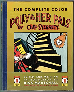The Complete Color Polly & Her Pals, Series 1: The Surrealist Period, Volume 1, 1926-1927, and ...