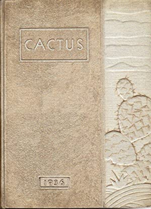 Marion High School Cactus Yearbook, Volume XVIII, 1936: Gelder, John T. et al. (Eds.)