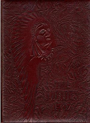 Auburn High School Follies Yearbook, Volume 28, 1947: Senior Class (Eds.)