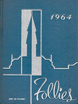 Auburn High School Follies Yearbook, 1964: Senior Class (Eds.)