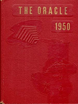Ossian High School Oracle Yearbook, 1950: Senior Class (Eds.)