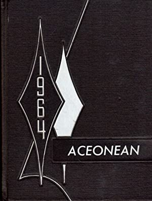 Rock Creek High School Aceonean Yearbook, 1964: Senior Class (Eds.)