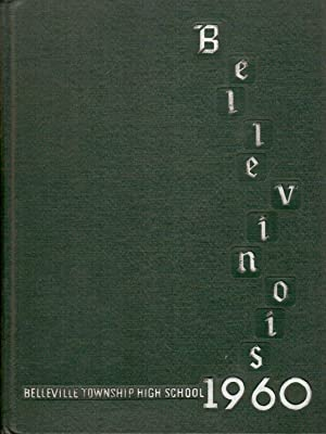 Belleville Township High School Bellevinois Yearbook, Volume 44, 1960: Senior Class (Eds.)