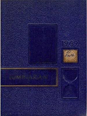 Concordia Lutheran High School Luminarian Yearbook, 1968-1969: Senior Class (Eds.)