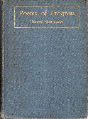 Poems of Progress: Sisson, Herbert Gay