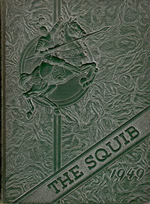 Shelbyville High School Squib Yearbook, 1949: Senior Class (Eds.)