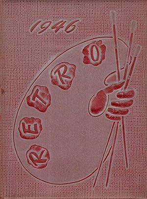 Hartford City High School Retro Yearbook, 1946: Daniels, Robert et al. (Eds.)