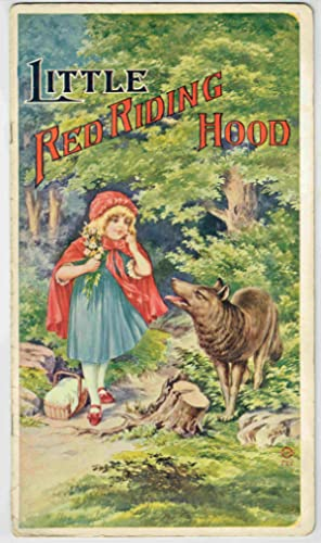 Little Red Riding Hood: Staff Artists & Writers