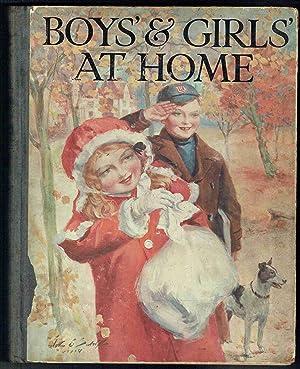 Boys' & Girls' at Home: Hay, Ian et al.