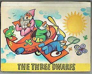 The Three Dwarfs: Kubasta, Vojtech (Illustrator)