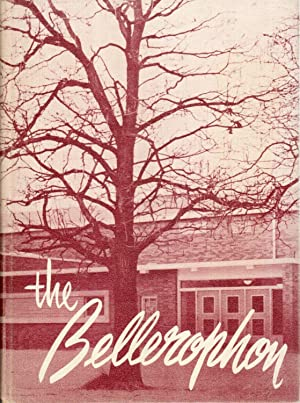 Convoy Union High School Bellerophon Yearbook, 1955: Senior Class (Eds.)