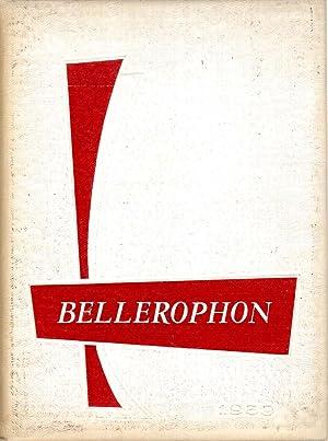 Convoy Union High School Bellerophon Yearbook, 1959: Senior Class (Eds.)