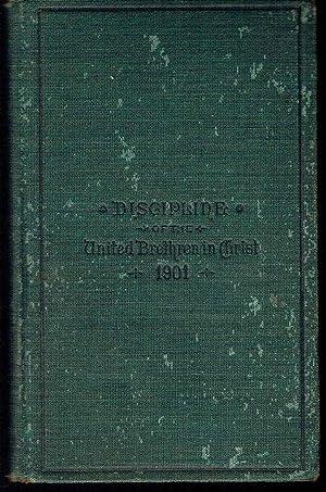 Origin, Doctrine, Constitution and Discipline of the United Brethren in Christ: Brethren Church ...